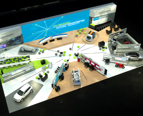 Volkswagen IT CEBIT 00