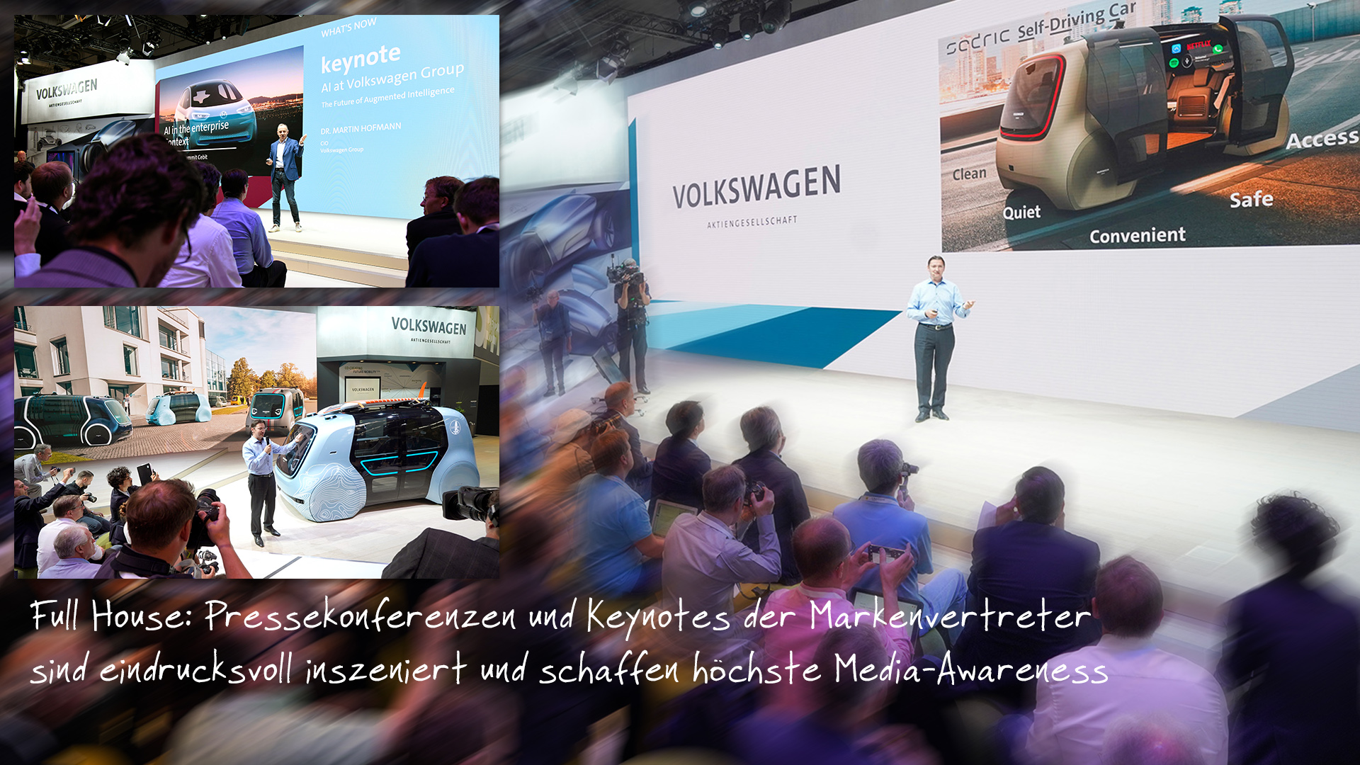 Volkswagen IT CEBIT 03